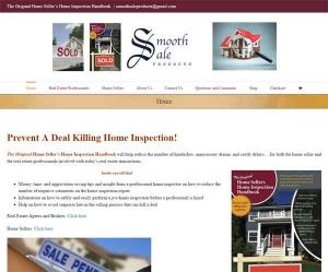 Smooth Sale Products website designed by Cranston ri web designer stant design